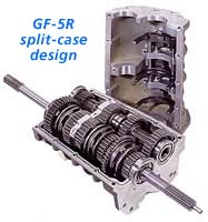 G-Force Transmissions and Long Shifters
